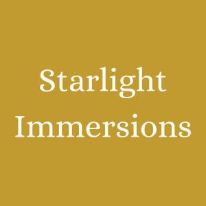 Starlight Immersions