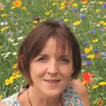 Sara Estelle Turner - Lady in Wild Flowers